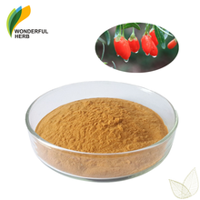 Bulk lycium barbarum Chinese wolfberry extract polysaccharide goji berry powder whole foods