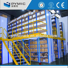 Pallet types mezzanines racking system steel stacking rack