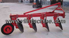 1LY series/rotary-driven disc plough/snow plow for wheel loader