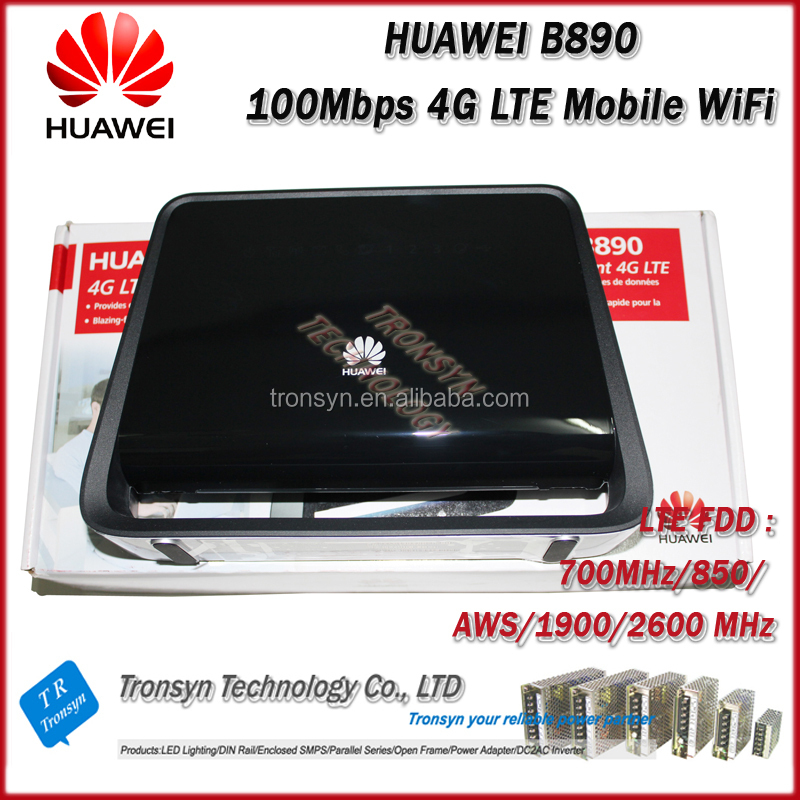 Hot Sale Original Unlock LTE FDD B890 100Mbps 4G 3G Wireless Router With USB And RJ45 Port
