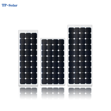 12v mono 100w 200W flexible mini system sunpower solar panel