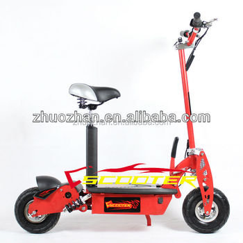 electric scooter 800W eec certification