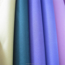 200D polyester oxford fabric wholesale with polyurethane coated fabric