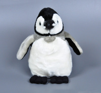 24cm 9.45'' Happy Feet Penguin Plush Toy Madagascar Skipper Cartoon Animal Action Figure Stuffed Doll Hot Toys for Children