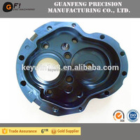 CNC milling machining for Gear Housing with High-Strength 7075-T6 Aluminum