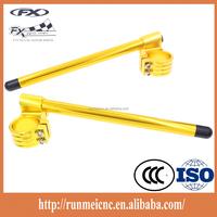 Fuxing cnc motor parts M013-33-R-43 motorcycle 43mm clip on handlebar