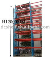 Heavy Duty Warehouse Shelf with 4000kg/level Powder Coated