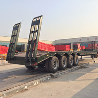 Heavy Duty Cargo Transporting 100tons 4