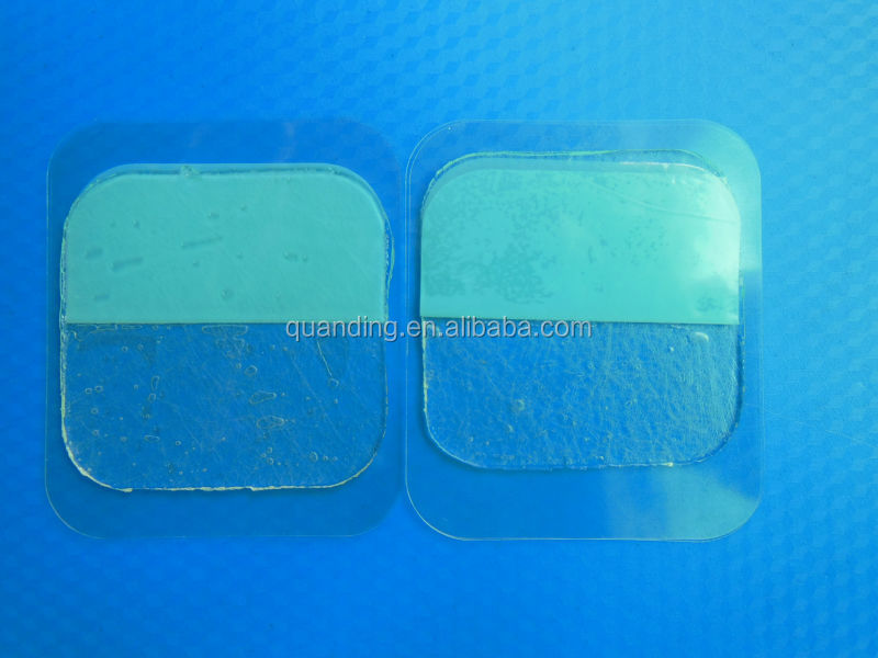 "2""X2"" conductive adhesive gel pads hot item for 2014 durable tens electrode pad, electrode pad supplier, exporters,"