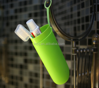 Foldable Tooth Brush Cover /Camping Travel Outdoor