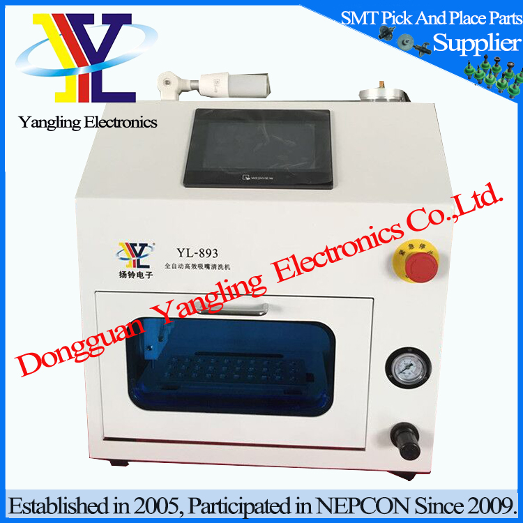 SMT Nozzle clean machine YL893 for FUJI/JUKI/SAMSUNG/YAMAHA/PANASONIC machine