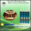 Top quality neutral curing new Clear Waterproof Anti Mildew Silicone sealant
