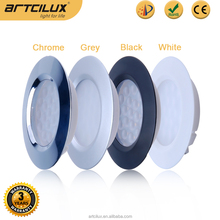 Attractive High Quality High Lumen LED Puck Light recessed spot cabinet lighting
