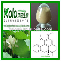 Snow Lotus Extract Nuciferine Powder By Hplc For Weight Loss