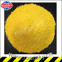 Trustworthy Safety Yellow Thermoplastic Road Marking Materials