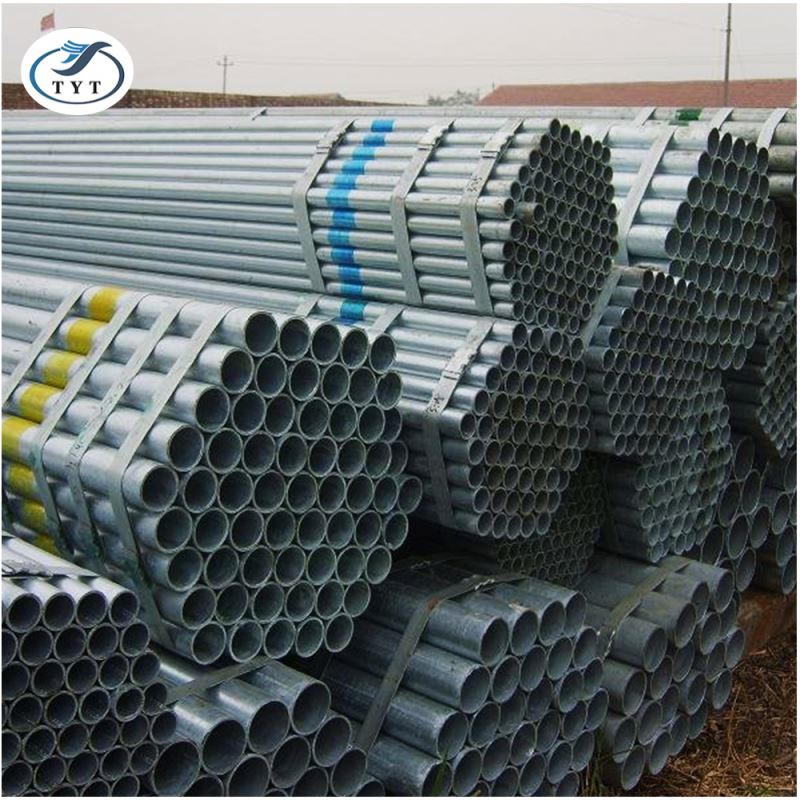 Top Quality S30c Welded Galvanized Steel Pipe Price