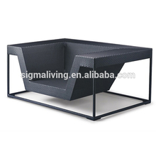 2018 <strong>Modern</strong> Framed Modular Sofa Set Wide Armrest latest design sofa set