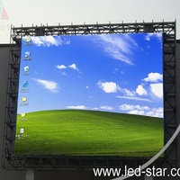 Hot brand fullcolor P20 outdoor advertising led display export to European Countries