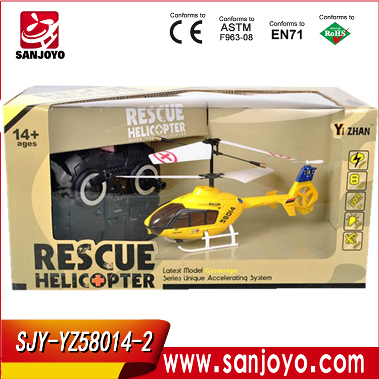 2.4G 3ch rc helicopter for sale Ambulance rc helicopterrc helicopter toys