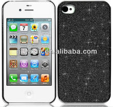 Cheap with hot selling wallet case for iphone 5,Glitter cover case for iPhone5 5S, for iPhone5S case
