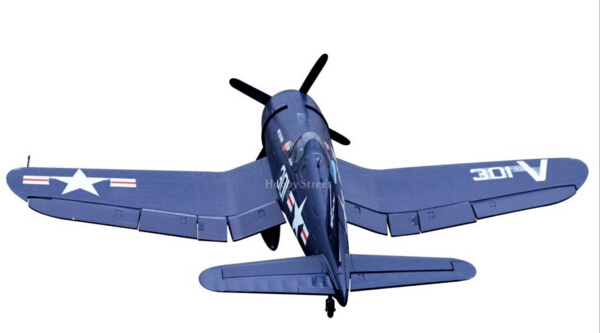 2016 new product 2.4GHZ 4CH series EPP giant scale rc airplane F4U