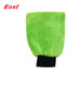 Soft Microfiber Mitt Car Cleaning Gloves Car Cleaning Mitt Wash Glove