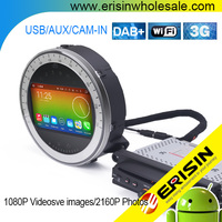 "Erisin ES6017B 7"" Android 6.0 Car DVD WiFi GPS Sat for Mini Cooper Mini Cooper HD In dash Coche Autoradio Player"