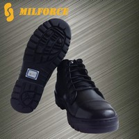 Low cut mini genuine cow leather cheap price used cheap military boots