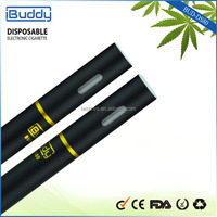 New products 2016 ibuddy disposable electronic cigarette pen bud ds80 BUDDY wholesale