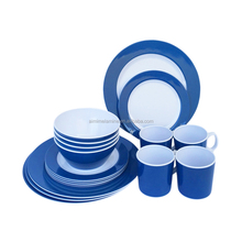 LFGB Approved Cheap Bulk Crockery Decal Tableware, Melamine Dinner Set
