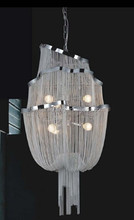 Atlantis Suspension Chandelier Modern Chain Lamp