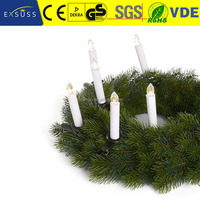 Bulk buy beauty decoration, 2016 factory wholesale christmas outdoor decoration lights