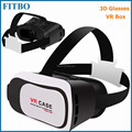 2016 VR Box 3.0 + VR Case Headset 3d best virtual glasses for LG G3 + G5