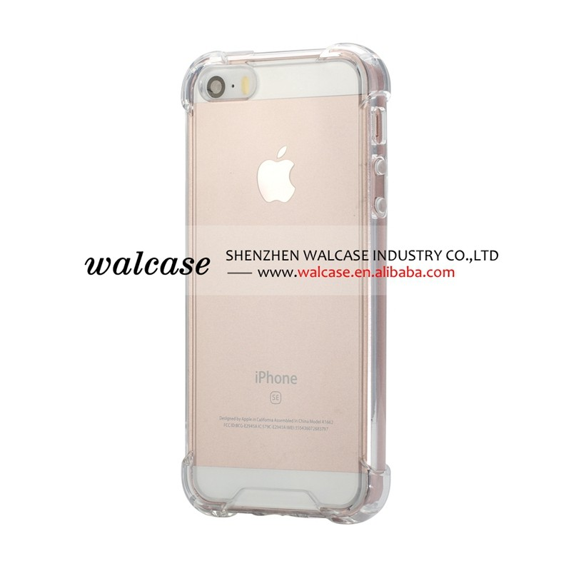 For Iphone 5 Clear TPU Case Cover 3D sublimation Case Mobile Phone For Iphone 5S
