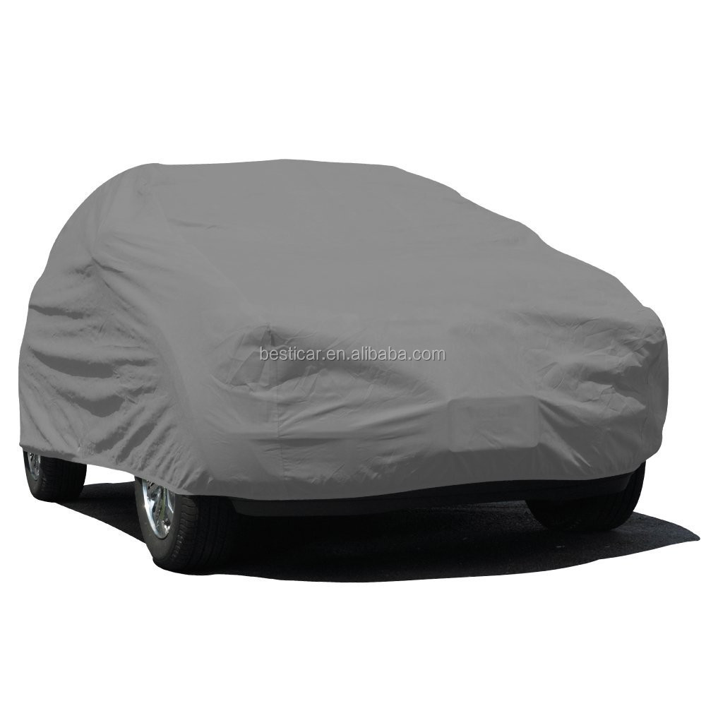 Waterproof Folding Padded Car Cover Hail Cover