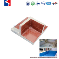 Liquid Coating State and Polyurethane Material waterproof coating