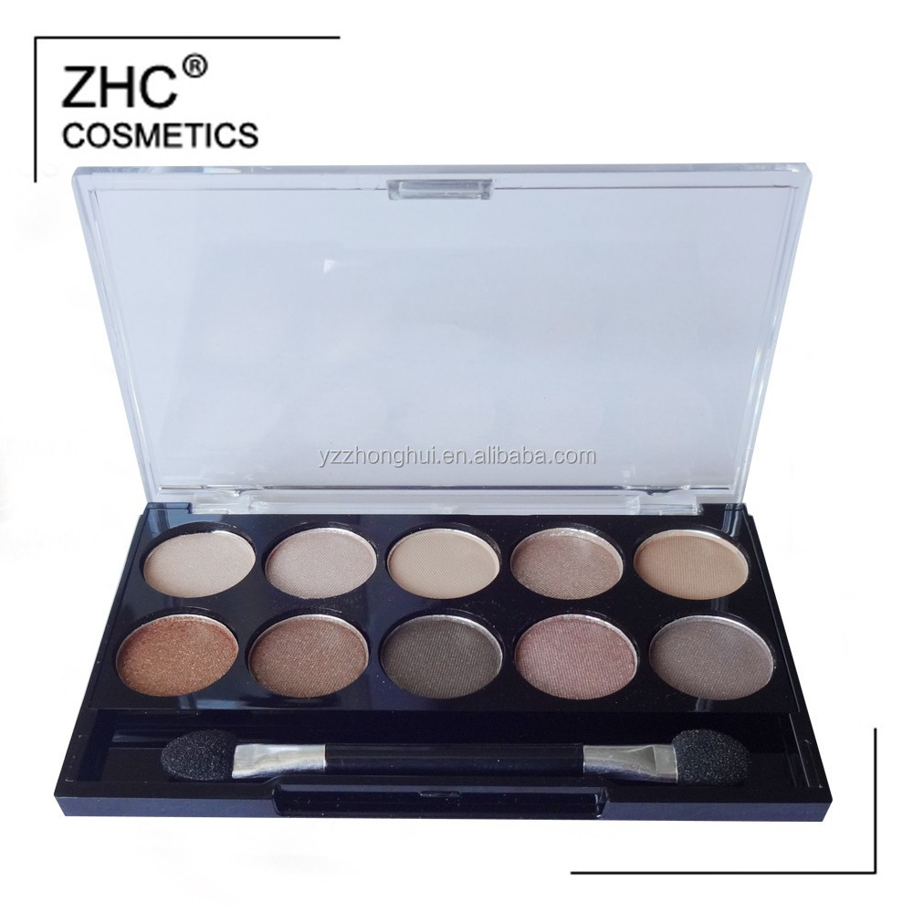 CC30391 10 color eye shadow palette