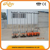 Wall building construction equipment/spray plastering machinery