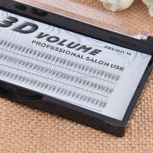 3d eyelashes 0.07mm Cluster False Grafted Eyelashes Extension top grade private label