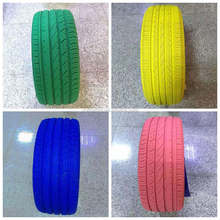 Coloured Tire for car tire