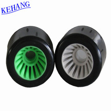 Kehang new big skatebord longboard wheels 80mm 85% rebound giant convave wheel for sales