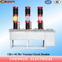 ZW7 33kv 35kv 38kv high voltage vacuum circuit breaker vcb