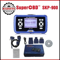 Free shipping via dhl!!Good feedback SuperOBD skp-900 skp 900 skp900 auto key programmer 100% original work via obd2
