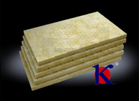 Insulation fireproof rock board building material