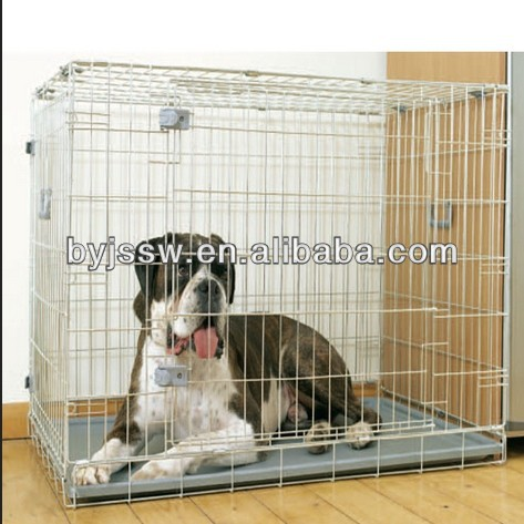 Galvanized Pet Cage
