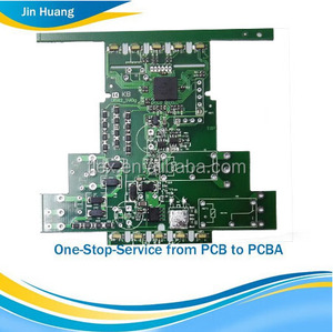 The motor controller board pcba assembly