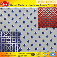 high quality punching hole mesh(manufacturer)