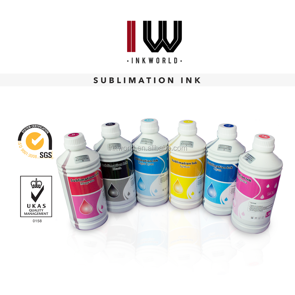 Eight colors sublimation ink for Epson 4880 , also offer refillable cartridges