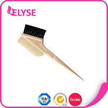 Professional black soft fashionable hair coloring brush