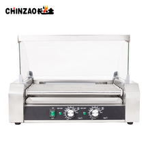 stock available commercial hot dog making machine